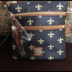 Dooney and Bourke Saints cross body